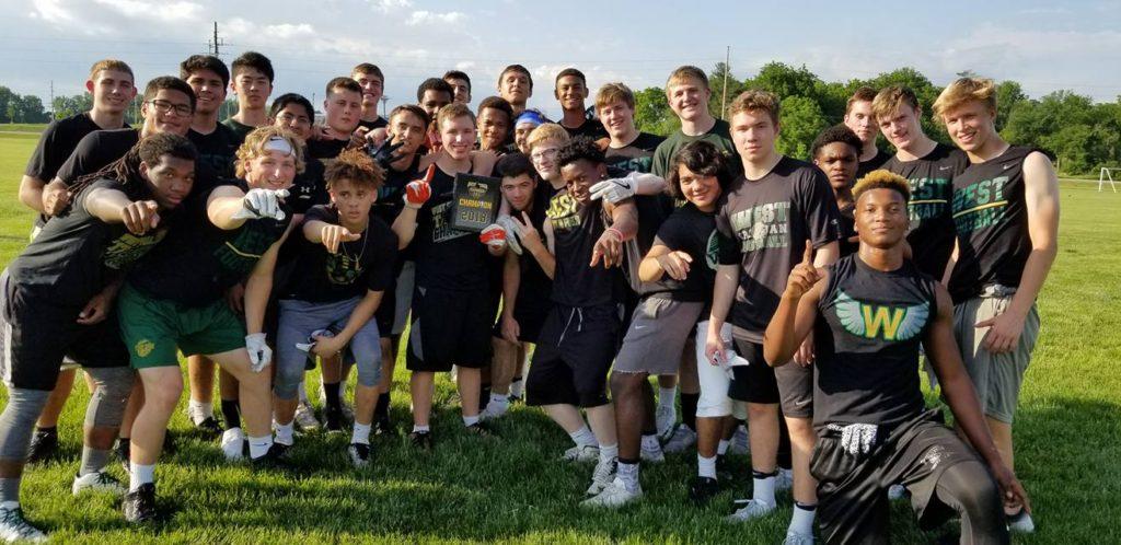 Iowa City West Champs 2018 Iowa Elite
