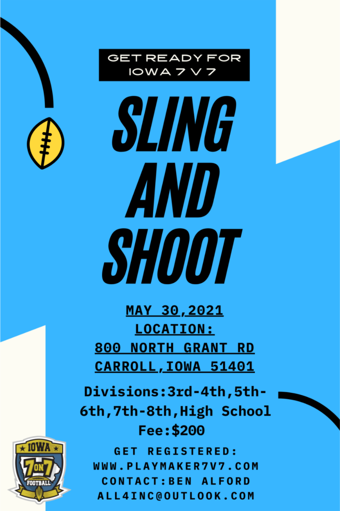 Sling and Shoot
